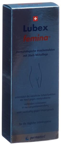 LUBEX FEMINA Waschemulsion 200 ml