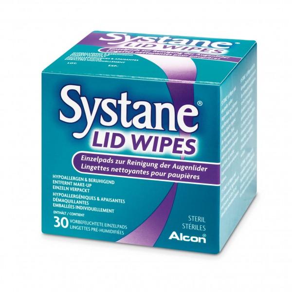 SYSTANE Lid Wipes 30 Stk