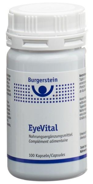 BURGERSTEIN Eyevital Kaps 100 Stk