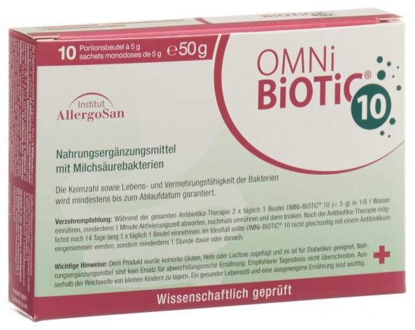 OMNI-BIOTIC 10 10 Btl 5 g