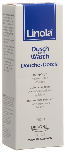 LINOLA Dusch & Wasch 300 ml