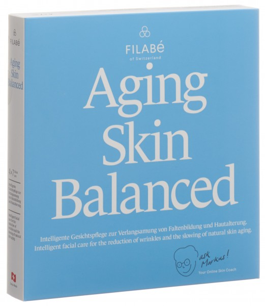 FILABE Aging Skin Balanced 28 Stk