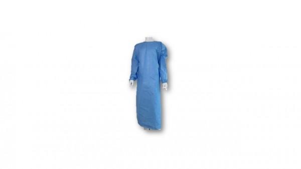 Schutzkittel (steril, einzeln verpackt)