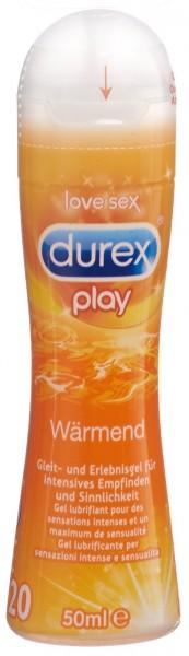DUREX Play Gleitgel wärmend 50 ml