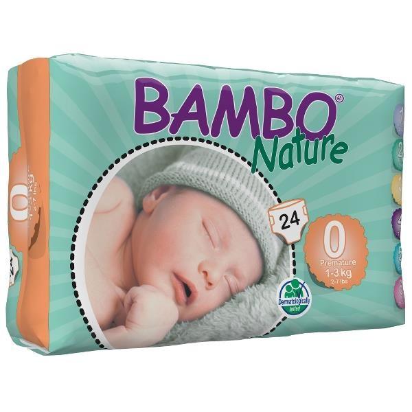 ABENA BAMBO Premature 0 1-3kg à 24 Stk. (310130)