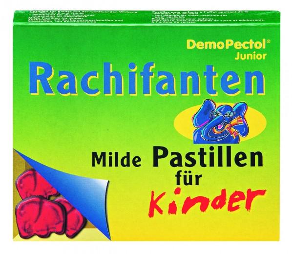 DEMOPECTOL JUNIOR Rachifanten Pastillen 40 g