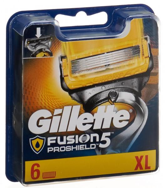 GILLETTE Fusion5 Proshield Hautsch Systemkli 6 Stk
