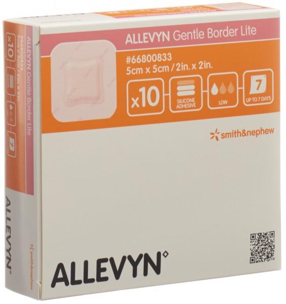 ALLEVYN GB LITE 5x5cm 10 Stk