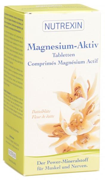 NUTREXIN Magnesium-Aktiv Tabl Ds 120 Stk