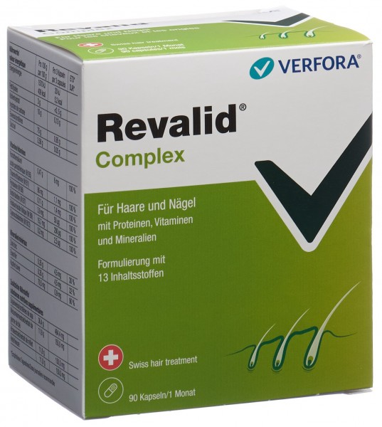 REVALID Complex Kaps 90 Stk