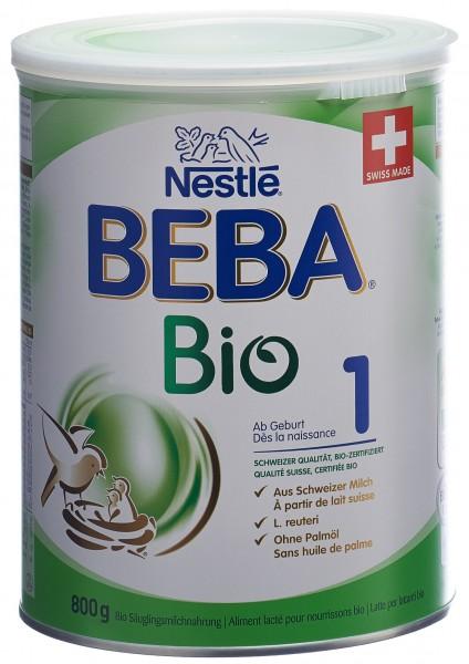 BEBA Optipro Bio 1 ab Geburt Ds 800 g