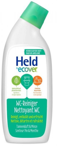 HELD BY ECOVER WC Reiniger Fl 750 ml