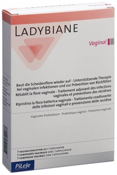 LADYBIANE Vag Tabl mit Applikator 7 Stk
